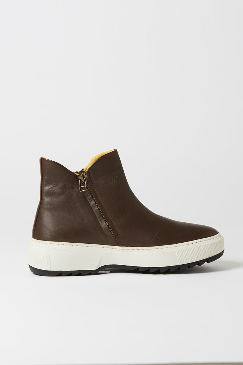Brown Brook Ankle Boots