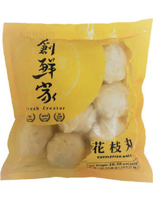 Cuttlefish Ball-Fresh Creator (10.5oz) 創鮮家花枝丸