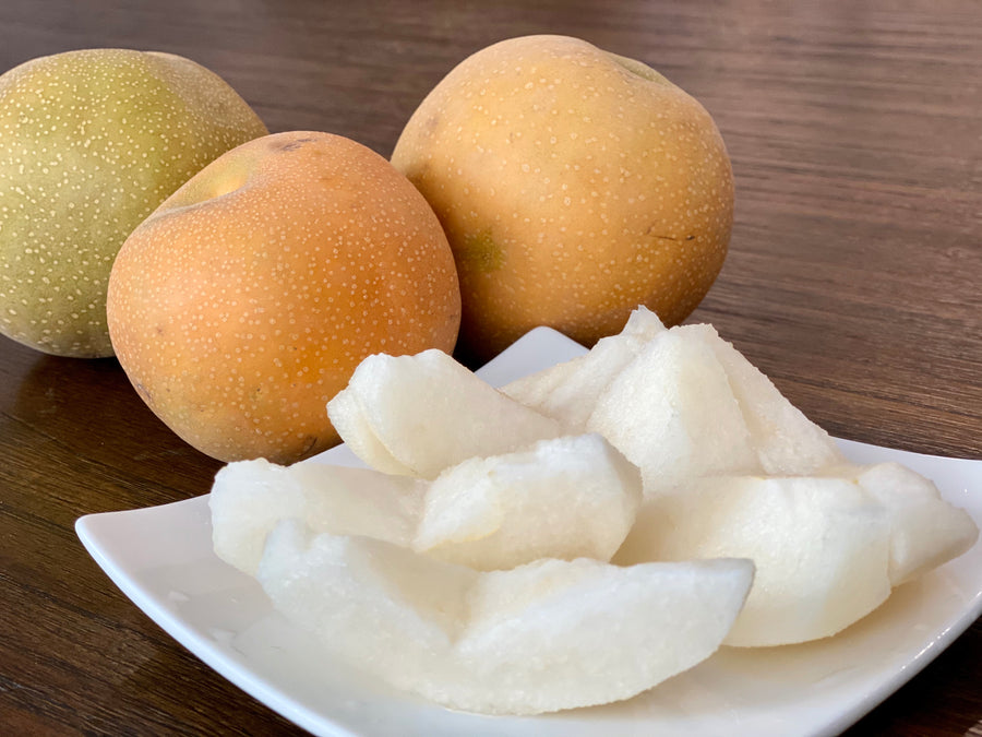 SWEET Japanese Pear 3ct