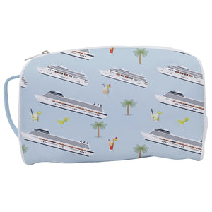 Cruise Lover's Toiletry Bag / Wash Bag