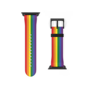 Rainbow Pride Apple Watch Band