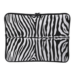 White Tiger Laptop Sleeve