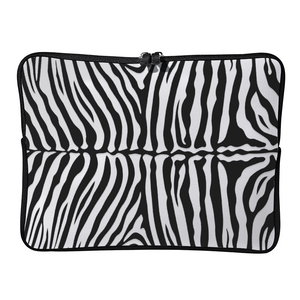 Load image into Gallery viewer, White Tiger Laptop Sleeve