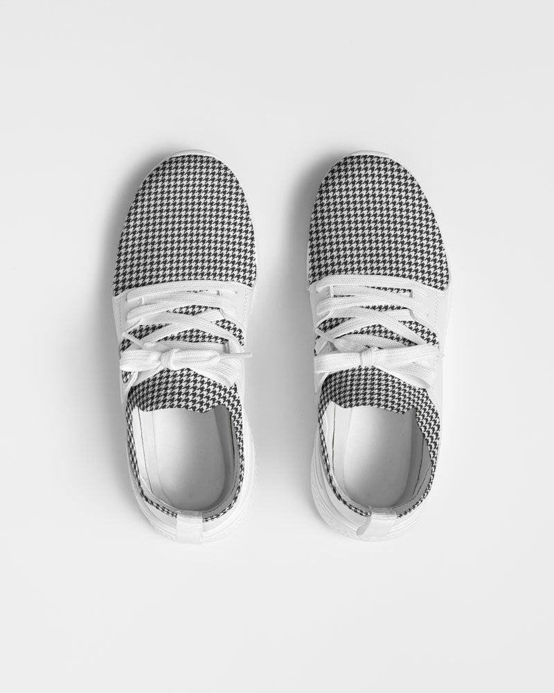 Load image into Gallery viewer, Houndstooth Men's Flyknit Sneaker