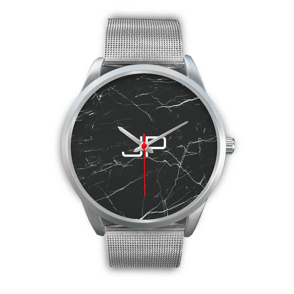 Edinburgh Unisex Silver Personalized Watch