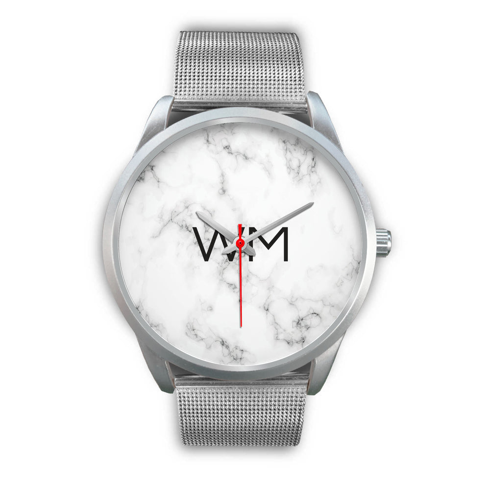Copenhagen Unisex Silver Personalized Watch