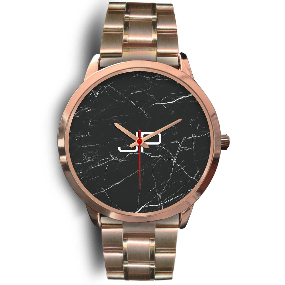 Helsinki Unisex Rose Gold Personalized Watch