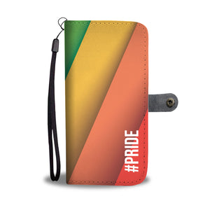 Load image into Gallery viewer, LGBT #PRIDE Phone Wallet Case