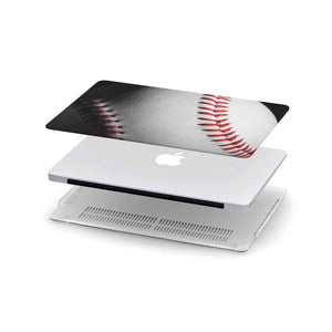 Load image into Gallery viewer, Personalized Macbook Hard Shell Case - Baseball