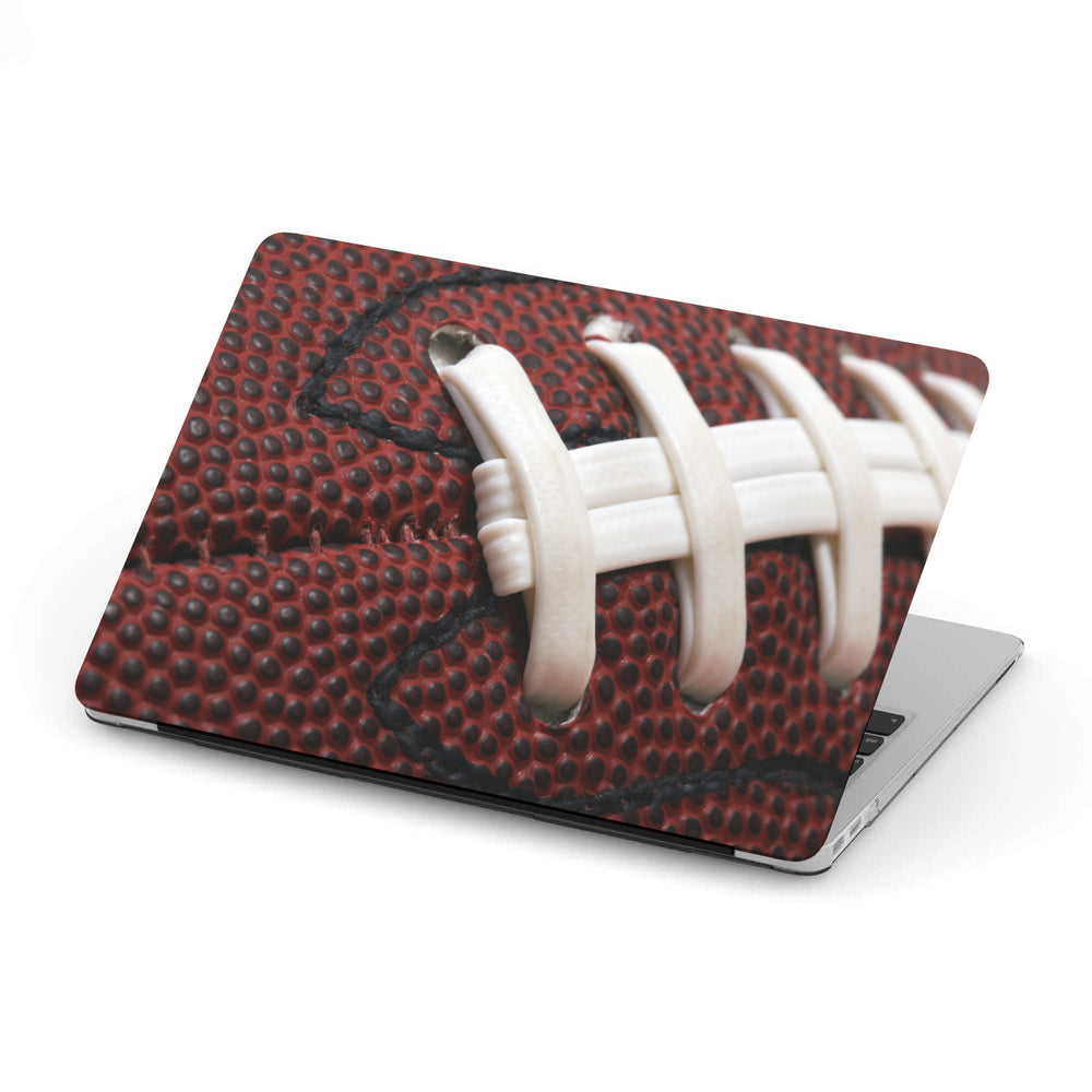 Personalized Macbook Hard Shell Case - American Football