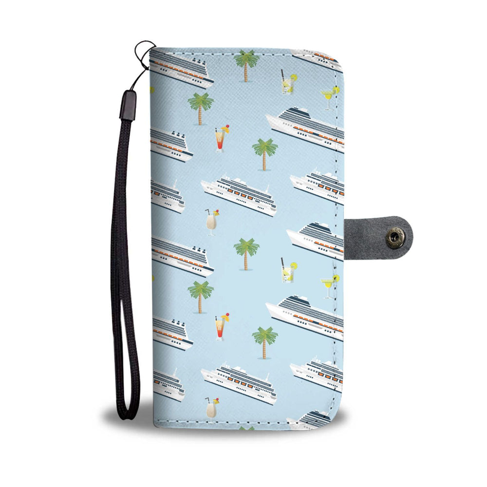 Cruise Lovers Phone Wallet Case
