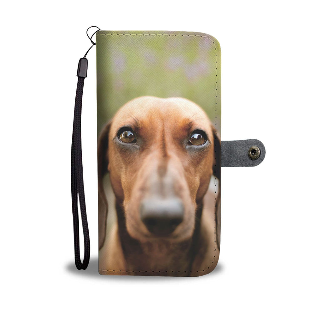 Personalized Phone Wallet with Two Custom Photos