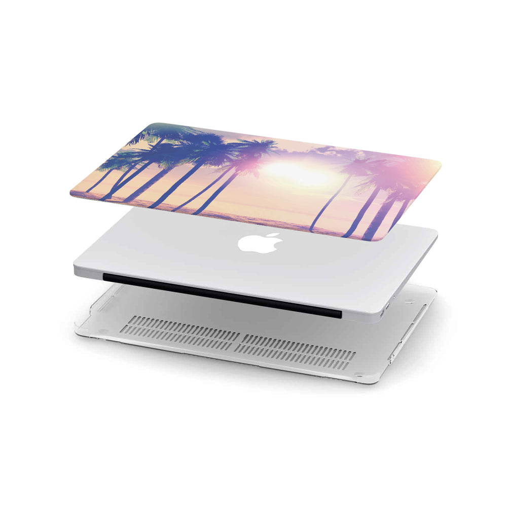 Load image into Gallery viewer, Macbook Hard Shell Case - Summer Sunset