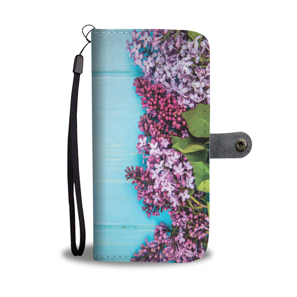 Liliac Love Phone Wallet Case