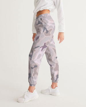 Load image into Gallery viewer, Military Sand Camo Women's Premium Track Pants