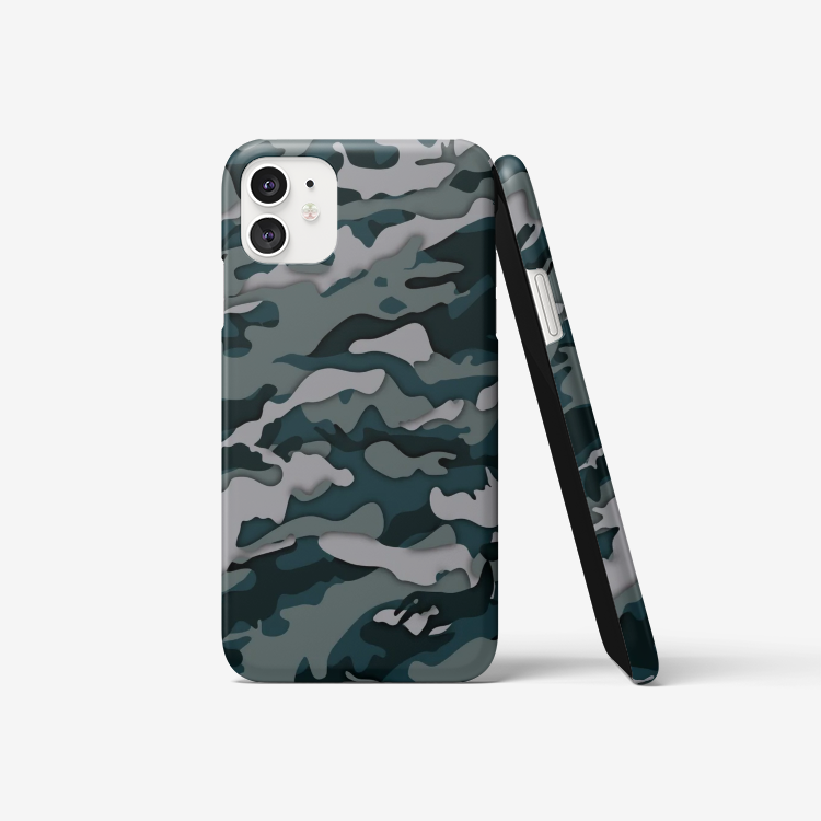 Personalized Camo iPhone Case