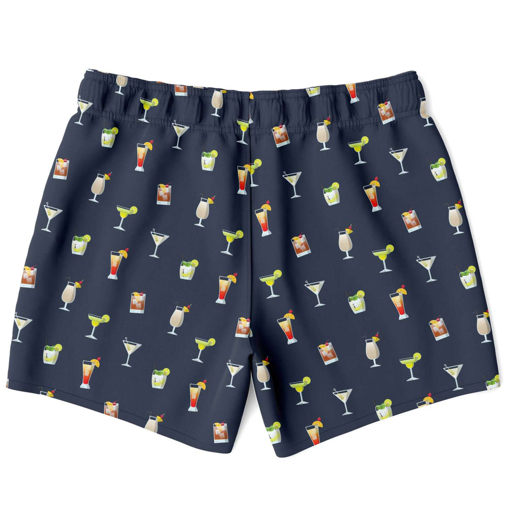 Cocktail Party Swim Shorts