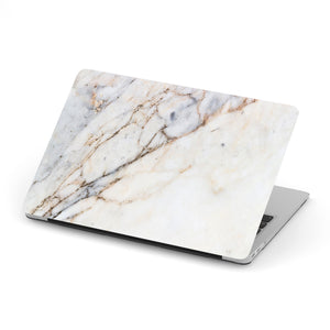 Macbook Hard Shell Case - Luxe Marble