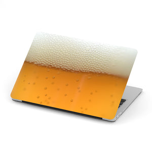 Load image into Gallery viewer, Macbook Hard Shell Case - Pint of Beer
