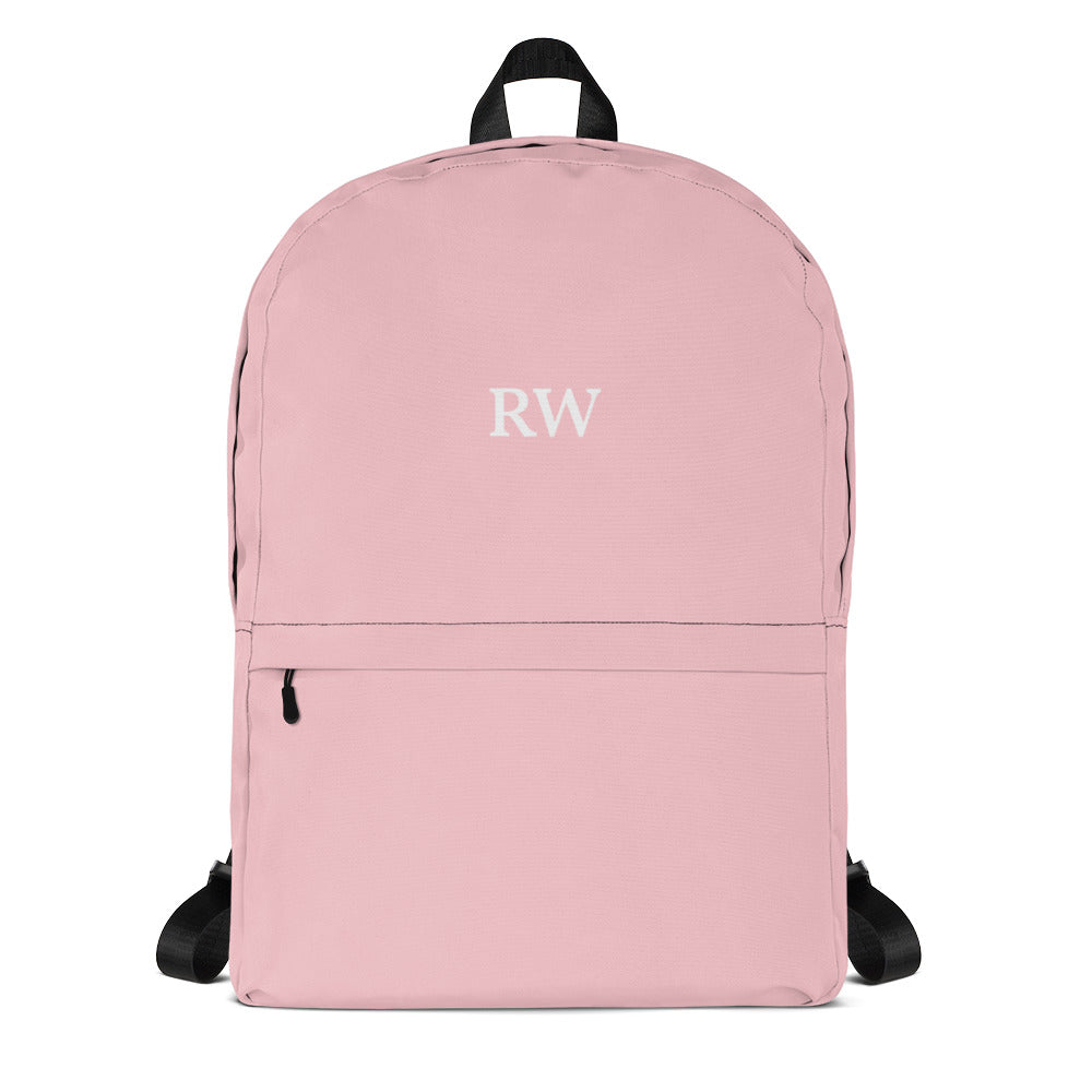 Personalized Backpack - Blush Pink