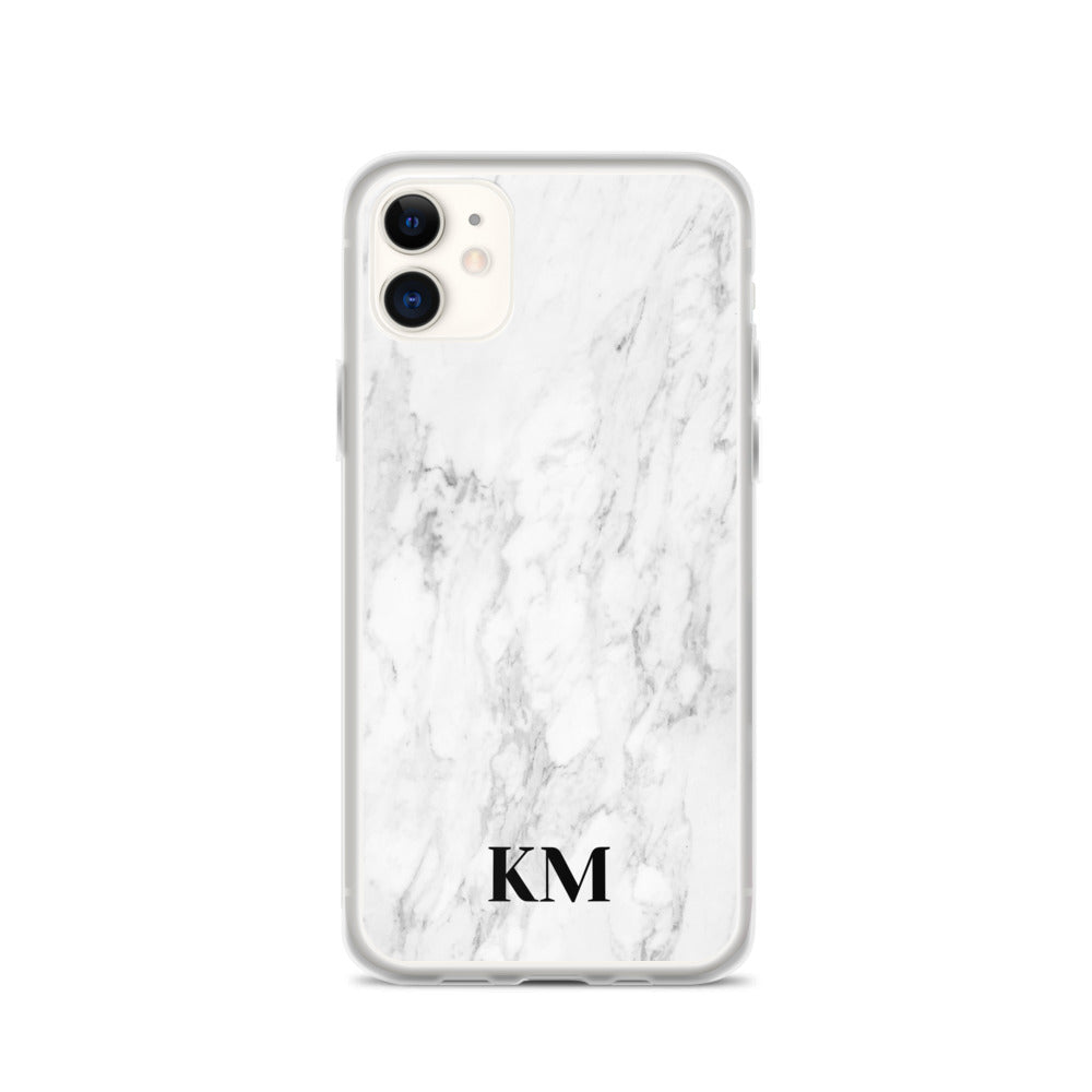 iPhone Case - Simple Marble