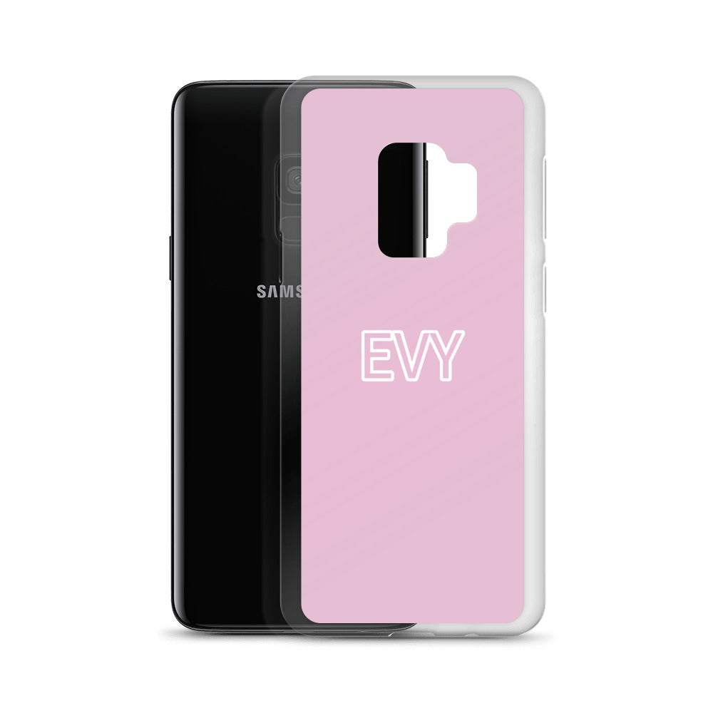 Samsung Case - Soft Berry