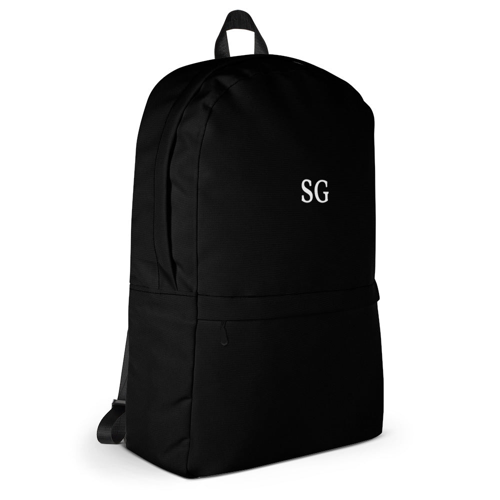 Load image into Gallery viewer, Personalized Backpack - Jet Black