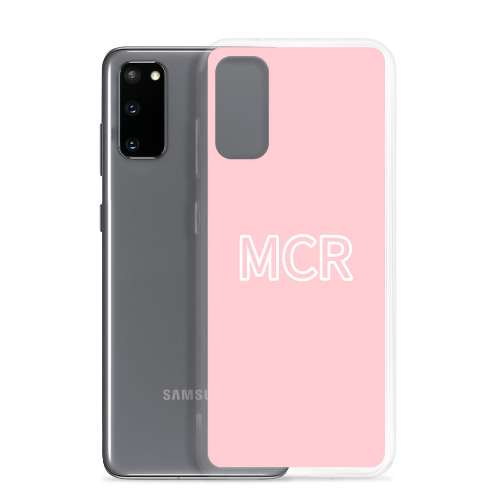Samsung Case - Blush Pink