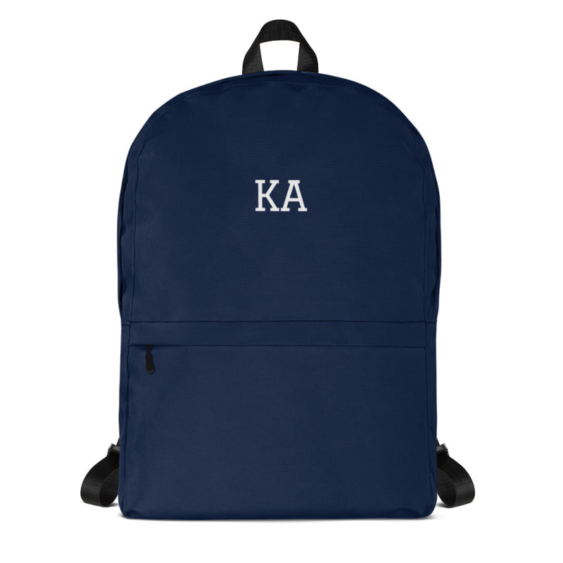 Personalized Backpack - Navy