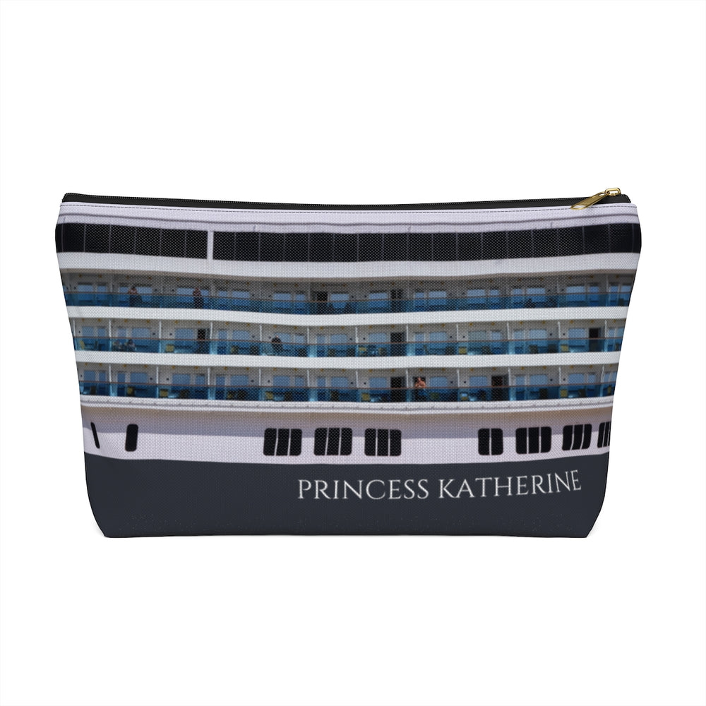 Personalized Cruise Ship Accessory Pouch