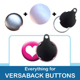1 inch Button Parts, Everything For Versaback Buttons