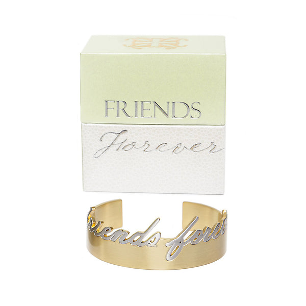 April 2017 Regifters - Friends Forever - Gold