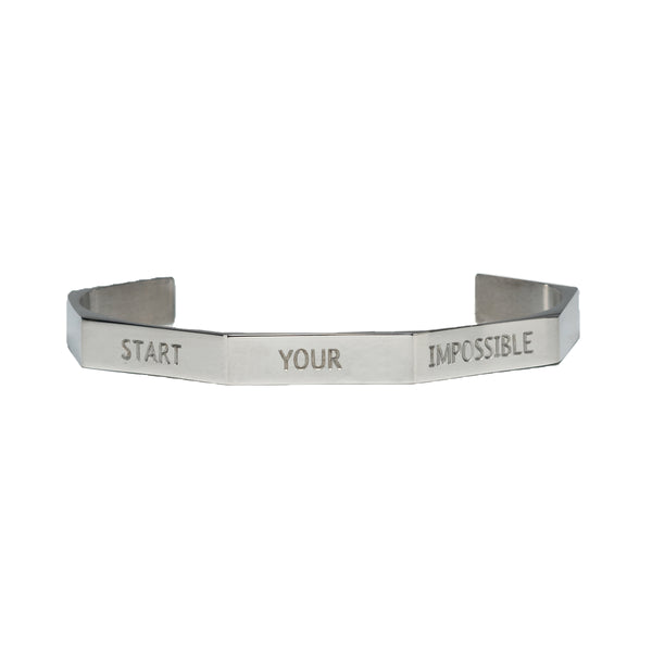 Regifters - Start Your Impossible - Silver
