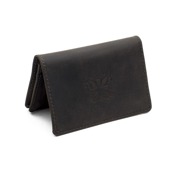 RC Men's Leather Wallet Cocoa