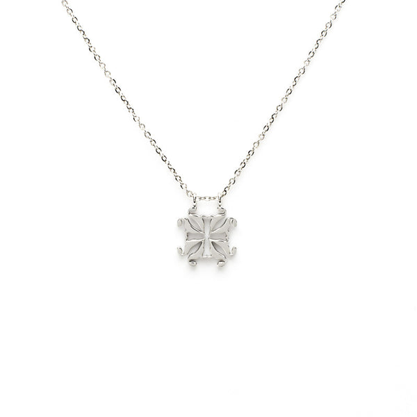 RC Friends Necklace Chandler - Silver