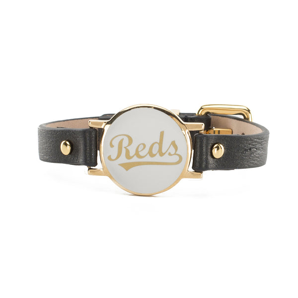 MLB Betsy - Cincinnati Reds on Gold