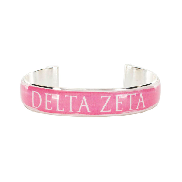 Art Deco .5 - Delta Zeta Watercolor