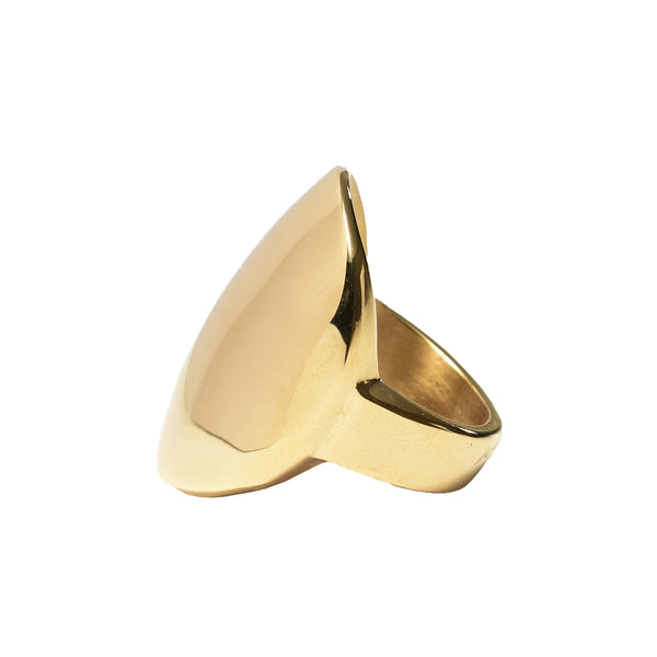 RC Dome Ring - Gold