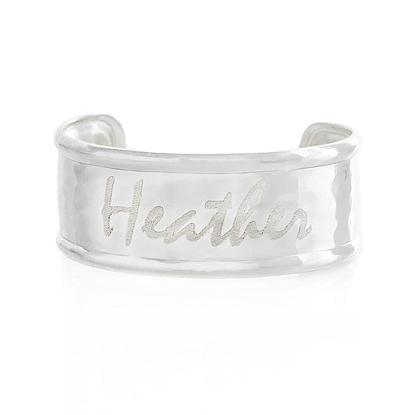 1.0 Rimmed Mistral Engraved Name
