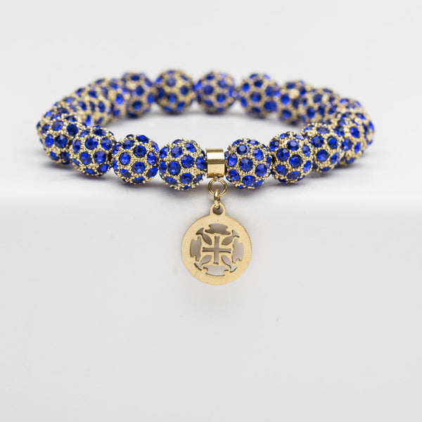 Kennedy Cobalt Blue Gold