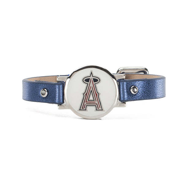 MLB Betsy - Los Angeles Angels on Silver