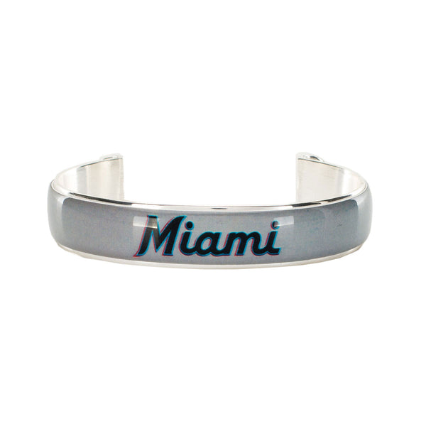 MLB Art Deco .5 - Miami Marlins