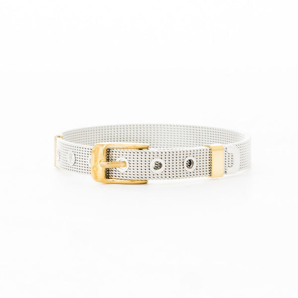 RC Mini Mesh Silver with Gold