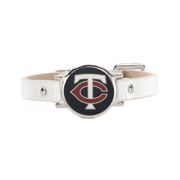 MLB Betsy - Minnesota Twins on Silver