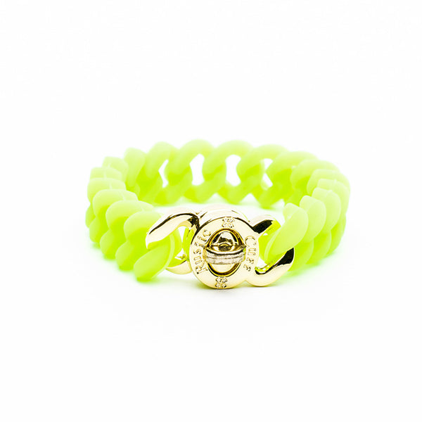 RC Girls Madi Neon Green with Gold