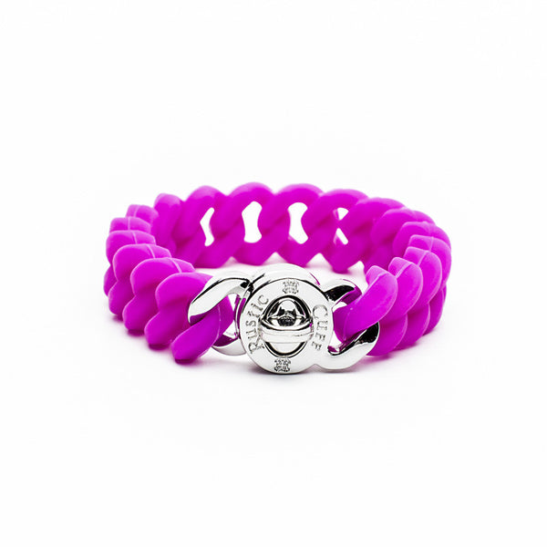 RC Girls Madi Neon Magenta with Silver