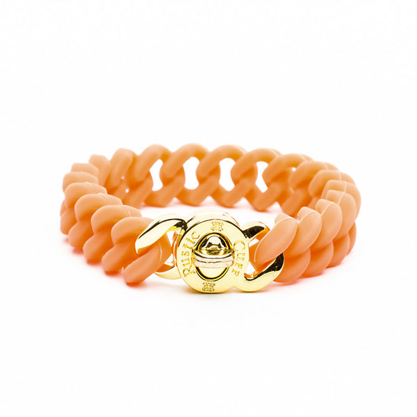 Madison Neon Orange with Gold