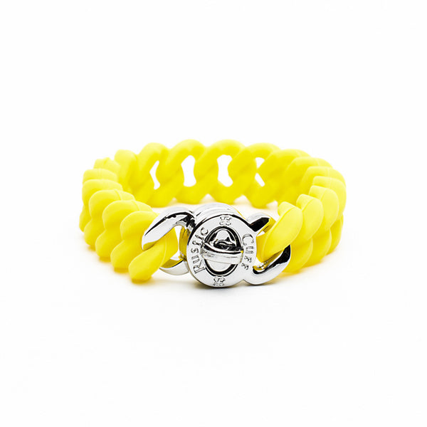 RC Girls Madi Neon Yellow with Silver
