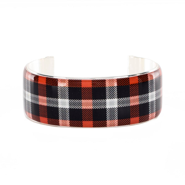 Art Deco 1.0 OSU Tartan Plaid