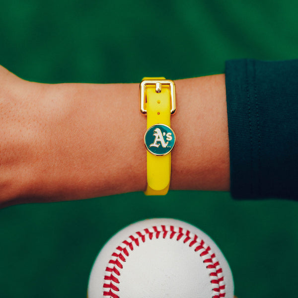 MLB Amanda - Oakland Athletics on Gold